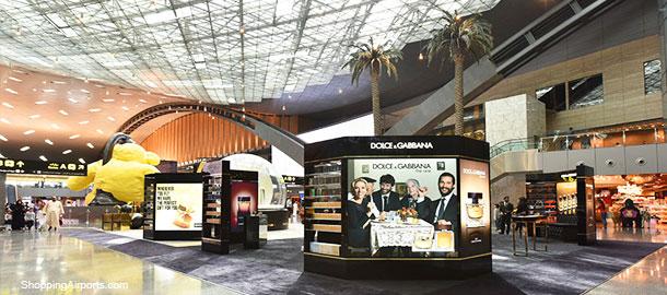 Doha Hamad DOH Airport