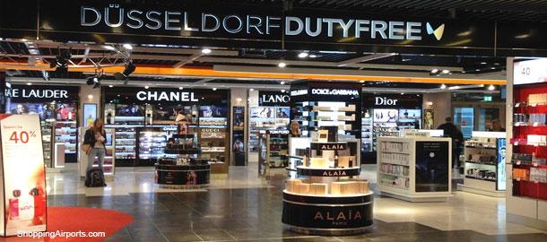 Dusseldorf DUS Airport