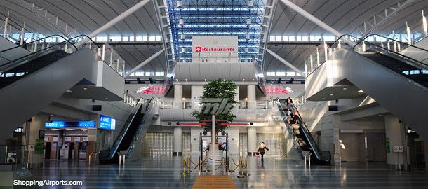 Fukuoka FUK Airport