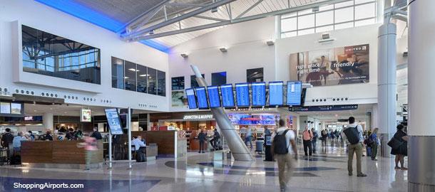 Houston George Bush IAH Airport