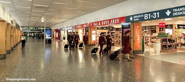Milan Malpensa MXP Airport