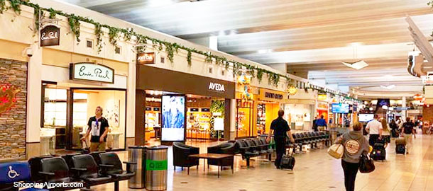 Minneapolis Saint Paul MSP Airport